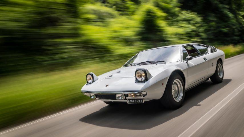 Coche del día: Lamborghini Urraco