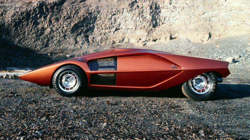 Coche del día: Lancia Stratos Zero