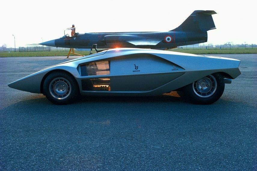 Lancia Stratos Zero 09