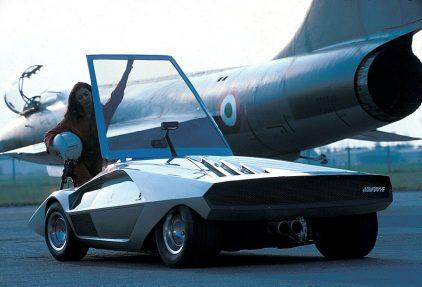 Lancia Stratos Zero 10