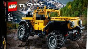 LEGO Technic Jeep Wrangler (5)