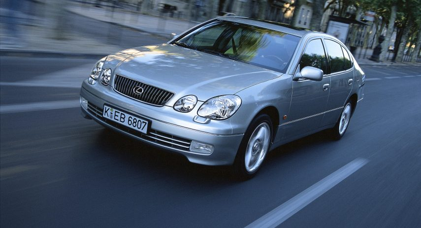Lexus GS 300 S160 1997 1