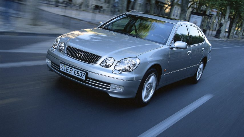 Coche del día: Lexus GS 300 (S160)