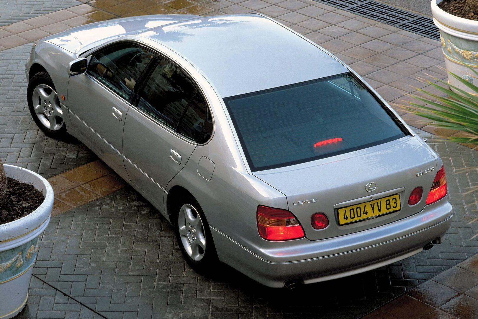 Lexus GS 300 S160 1997 2