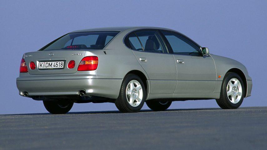 Lexus GS 300 S160 1997 3