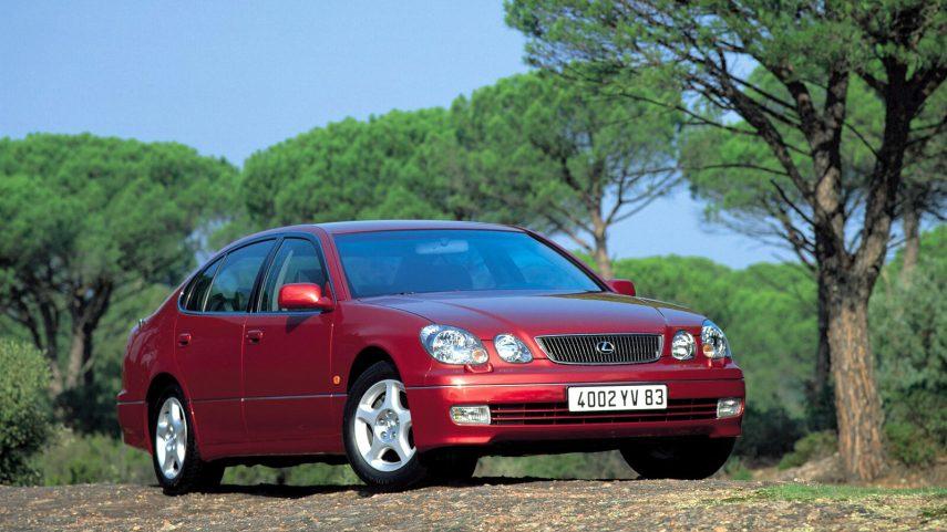 Lexus GS 300 S160 1997 4