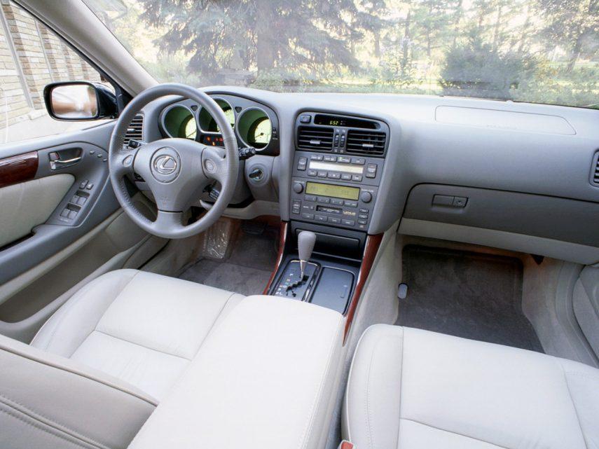 Lexus GS 300 S160 1997 5