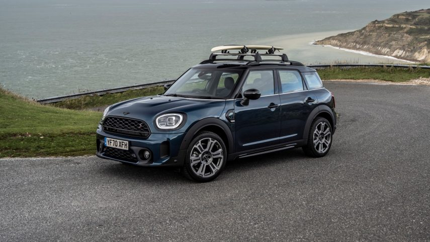 MINI Countryman Boardwalk Edition, preparado y listo para la aventura