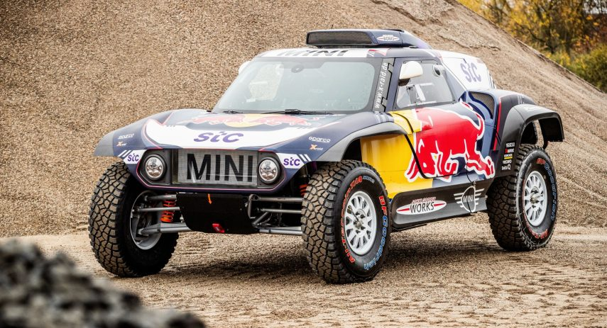 MINI JCW Buggy X Raid Carlos Sainz Lucas Cruz Dakar 2021 (1)