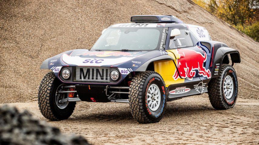 MINI JCW Buggy, la máquina de Carlos Sainz y Lucas Cruz para el Rally Dakar 2021