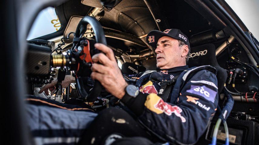 MINI JCW Buggy X Raid Carlos Sainz Lucas Cruz Dakar 2021 (5)