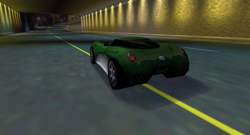 Need For Speed III Hot Pursuit El Nino 1
