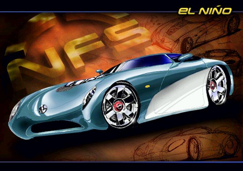Need For Speed III Hot Pursuit El Nino 2
