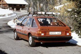 Opel Ascona Berlina CC C1