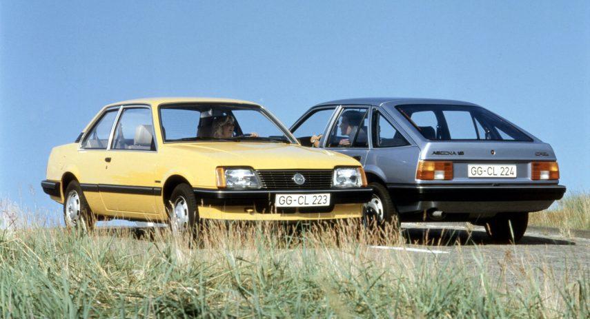 Opel Ascona C1
