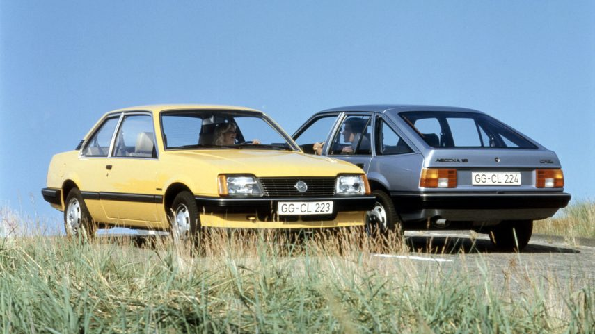 Coche del día: Opel Ascona (C)