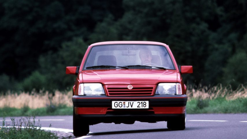 Opel Ascona CC GT Sport C3