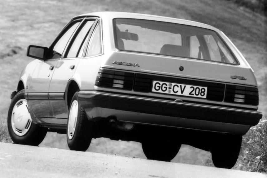 Opel Ascona GL CC C2