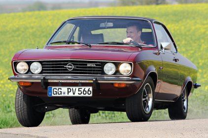 Opel Manta A Berlinetta 1