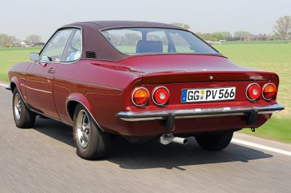 Opel Manta A Berlinetta 2