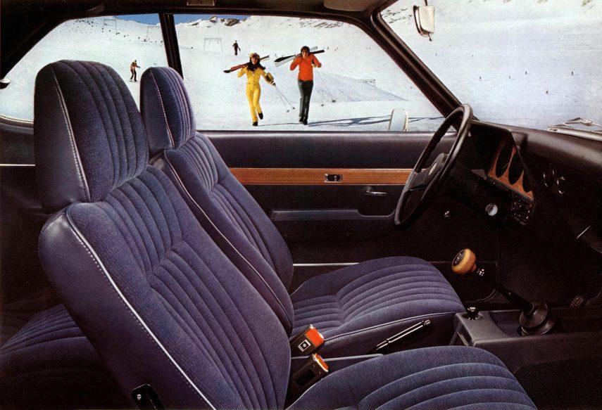 Opel Manta A Berlinetta 3