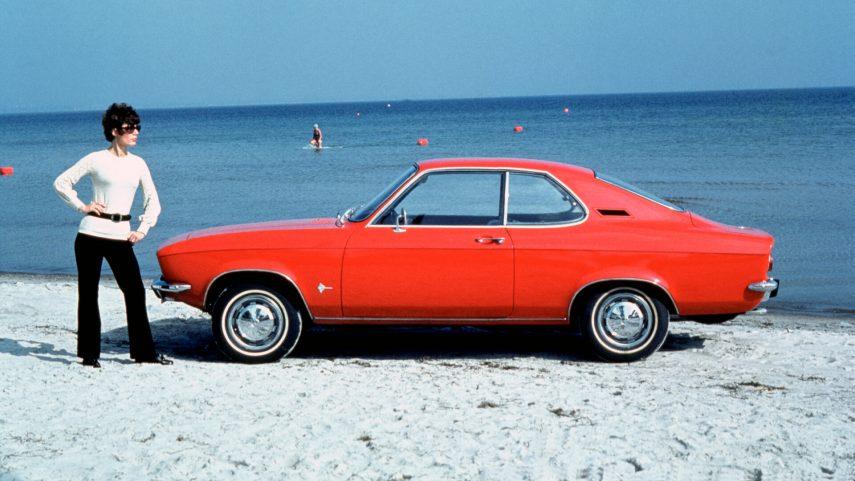 Opel Manta A Deluxe 2