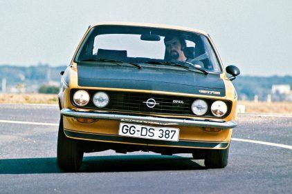 Opel Manta A GT E