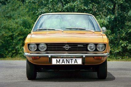 Opel Manta A S 1
