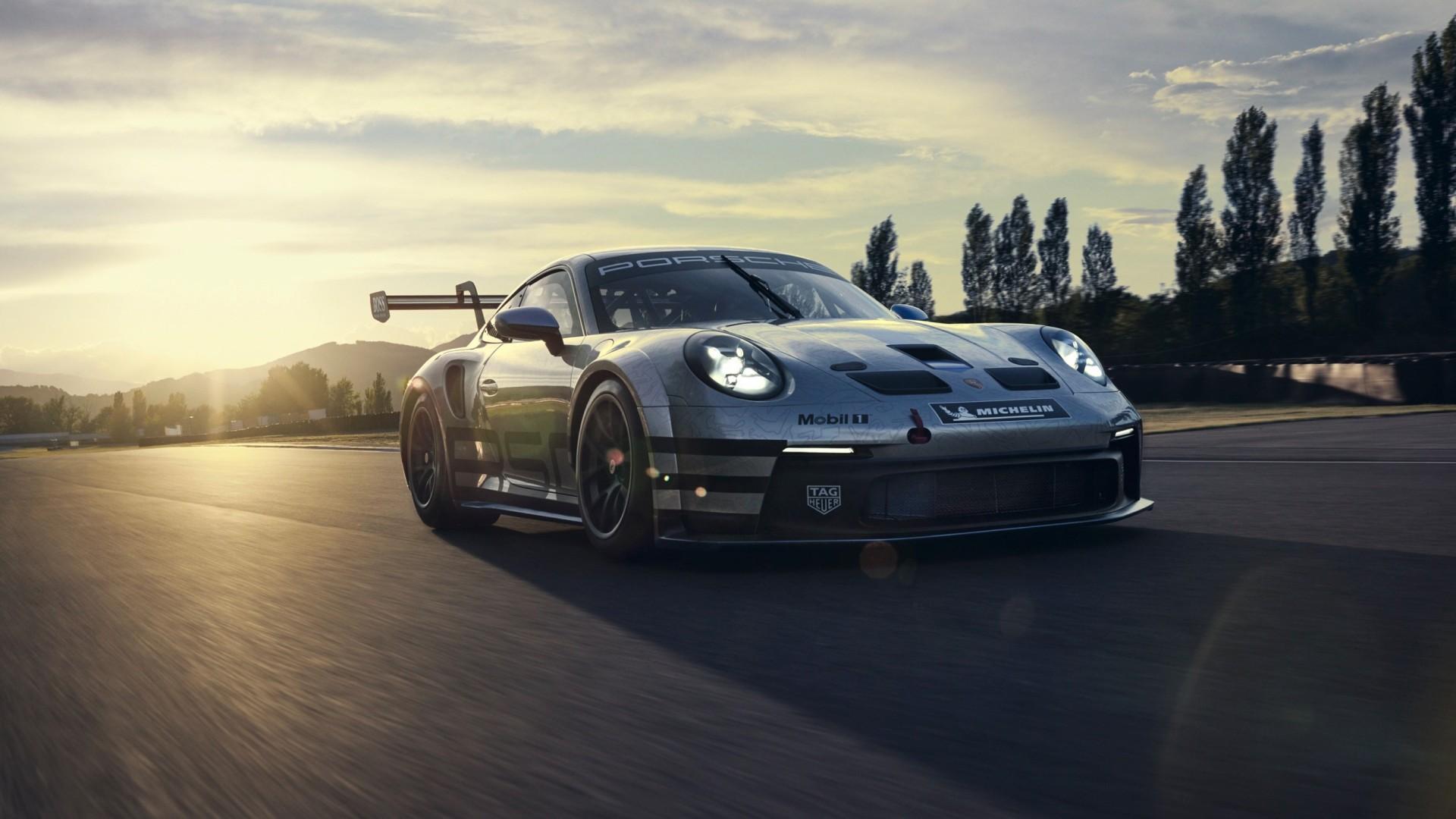 Porsche 911 GT3 Cup 2021, mejorando lo que ya es bueno