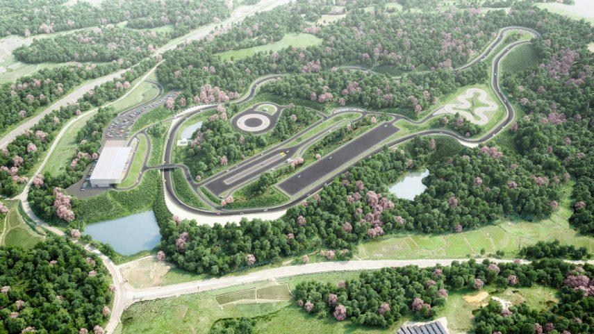 Japón acogerá al noveno Porsche Experience Centre