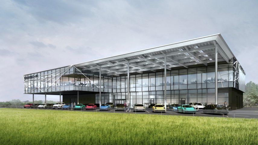 Porsche Experience Centre Japon (2)