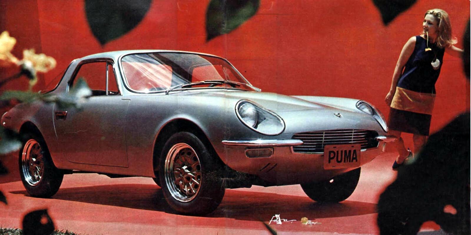 Coche del día: Puma GT