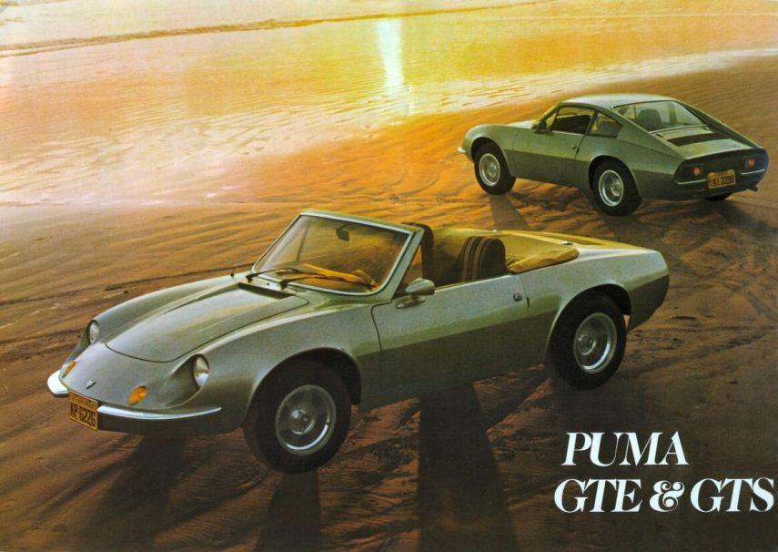 Puma GTE GTS