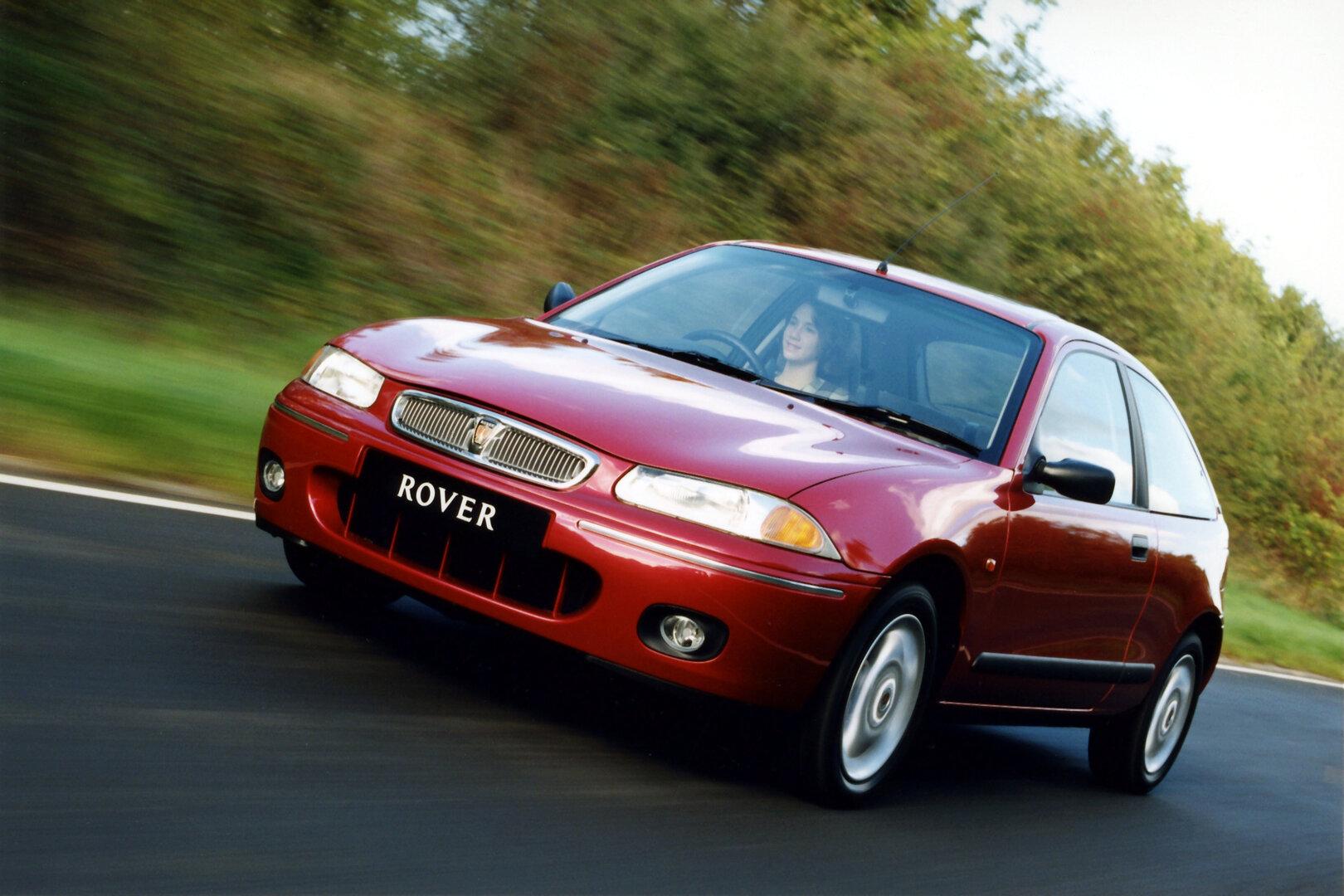 Coche del día: Rover 200 Vi (R3)