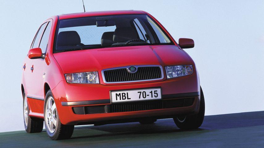 Skoda Fabia hatchback 6Y 1999 2