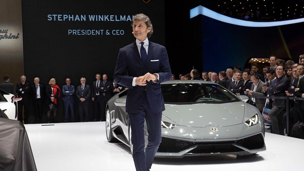 Los clientes de Lamborghini y Bugatti no quieren coches eléctricos