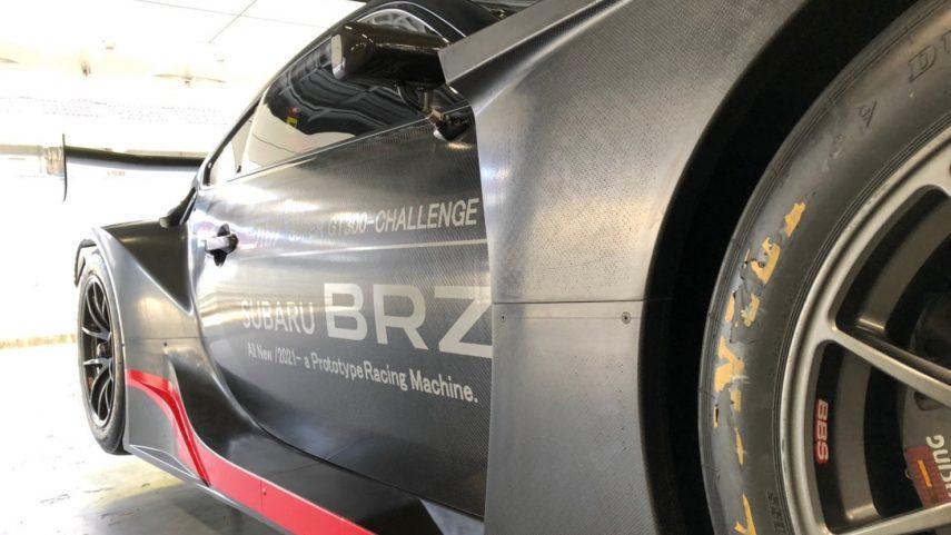 Subaru BRZ Super GT300 2021 (3)