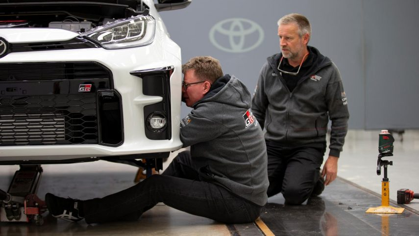 Toyota GR Yaris AP4 Rally Car Australia Render (6)