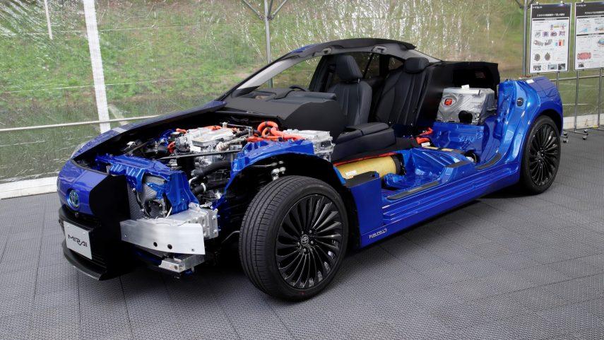 Toyota Mirai 2021 (16)
