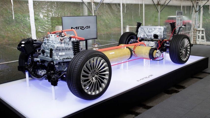 Toyota Mirai 2021 (20)