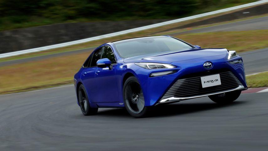 Toyota Mirai 2021, nuevos detalles de la nueva berlina de hidrógeno