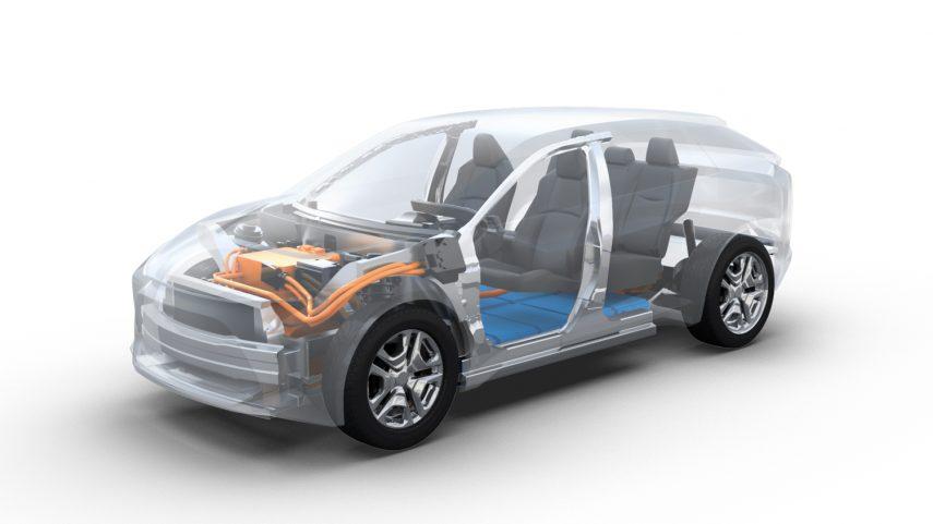 Subaru adelanta detalles de su futuro SUV eléctrico