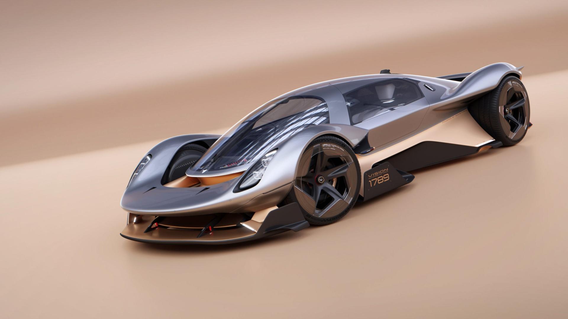 El Vision 1789 estará en las 24 Horas de Le Mans de 2023 alimentado con biometano