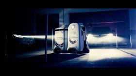 Volkswagen robot de carga móvil coche eléctrico (4)