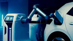 Volkswagen robot de carga móvil coche eléctrico (6)
