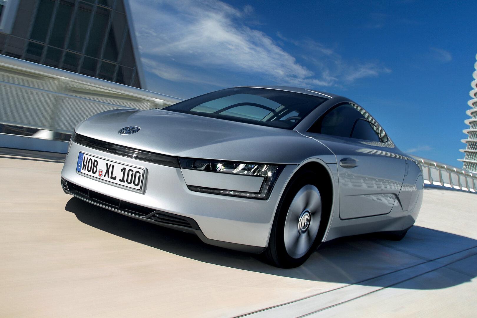 Coche del día: Volkswagen XL1