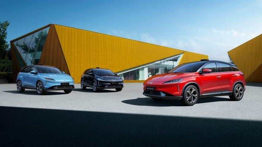 El SUV chino y eléctrico Xpeng G3 aterriza en Europa