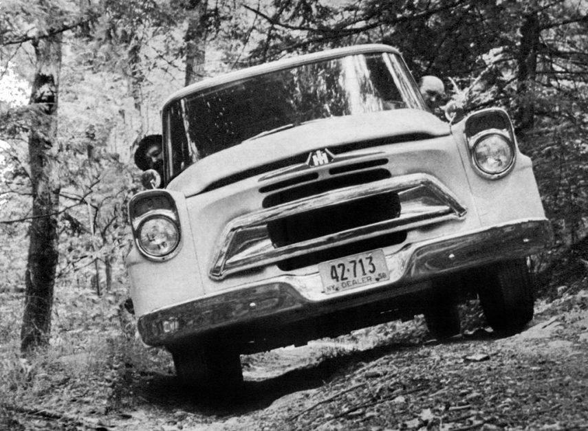 1958 International Harvester A 100 Travelall