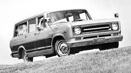 1969 International Harvester D 1000 Custom Travelall