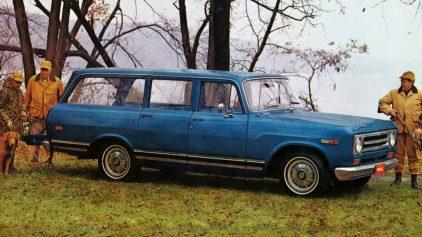 1969 International Harvester D 1100 Custom Travelall